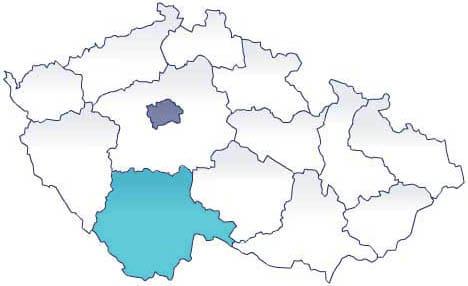 Южная Чехия, Глубока и Чешский Крумлов - экскурсии AndyGo