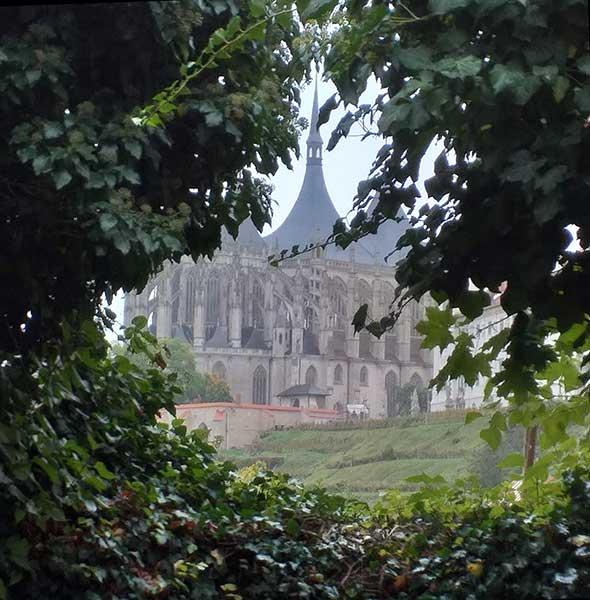 Экскурсия AndyGo: Храм Св. Барбары (Barbora, Варвара) в г. Кутна Гора