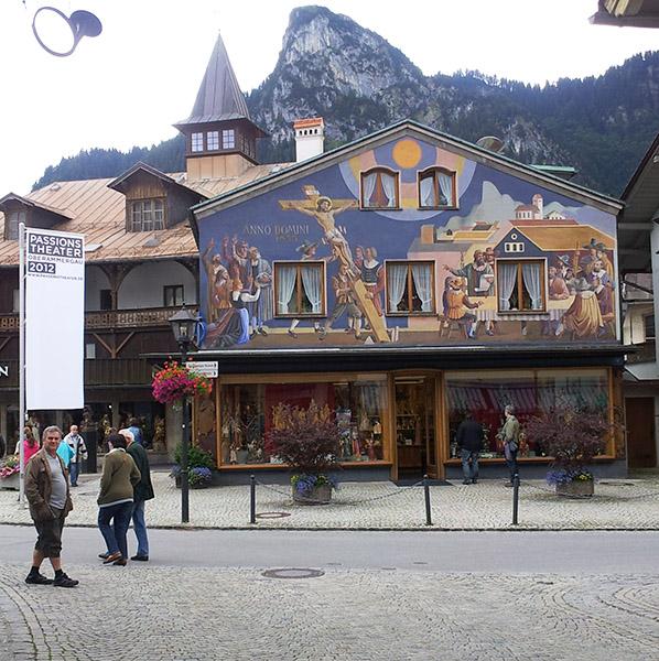 Oberammergau в экскурсиях AndyGo