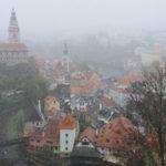 Чешский Крумлов зимой - экскурсия AndyGo