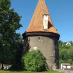 Башня укреплений города: Чешский Крумлов - экскурсии AndyGo