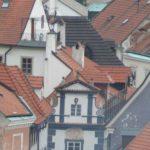Крыши домов в г. Чешский Крумлов: экскурсия AndyGo