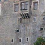 Средневековый туалет - prevet - в замке Чешский Крумлов: экскурсия AndyGo