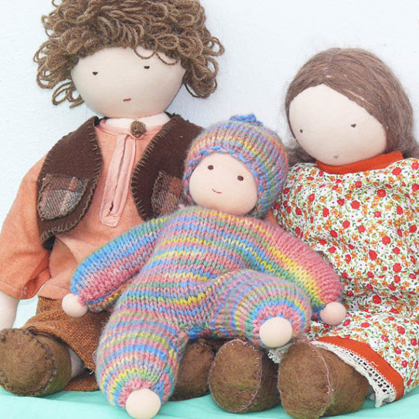 Куклы в рукодельных программах AndyGo