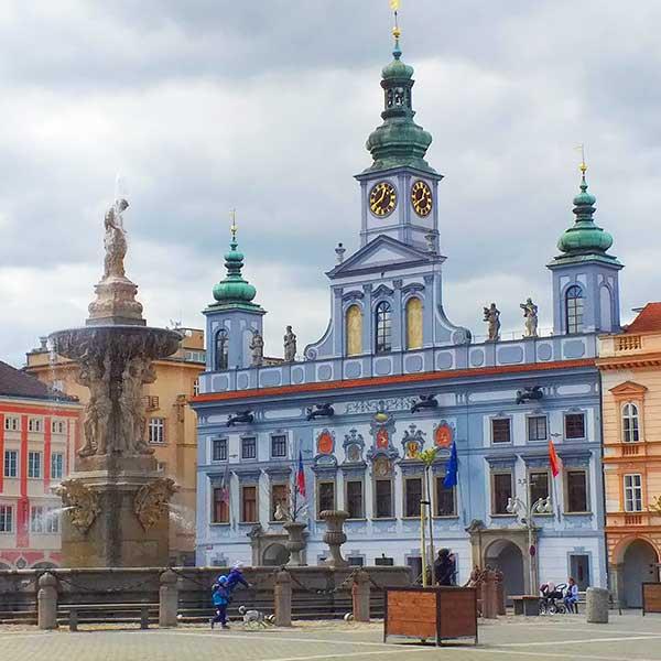 Чешские Будейовицы - экскурсия AndyGo