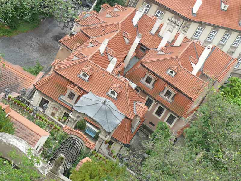 Малый Фюрстенбергский дворец - Прага, экскурсия AndyGo