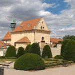 Монастырь капуцинов - Прага