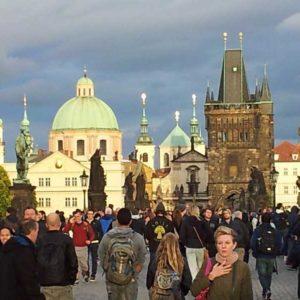 Прага, Карлов мост - экскурсия AndyGo
