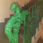 На лестничной клетке в Старом городе - экскурсия AndyGo