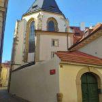 Костел Св. Анны в Праге - экскурсия AndyGo