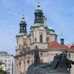 Храм Святого Микулаше в Праге - экскурсия AndyGo