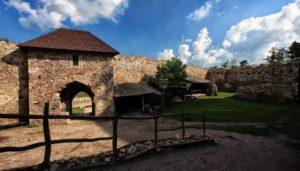 История оживает в крепости Точник