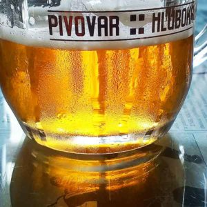 Пиво от пивоварни Глубока