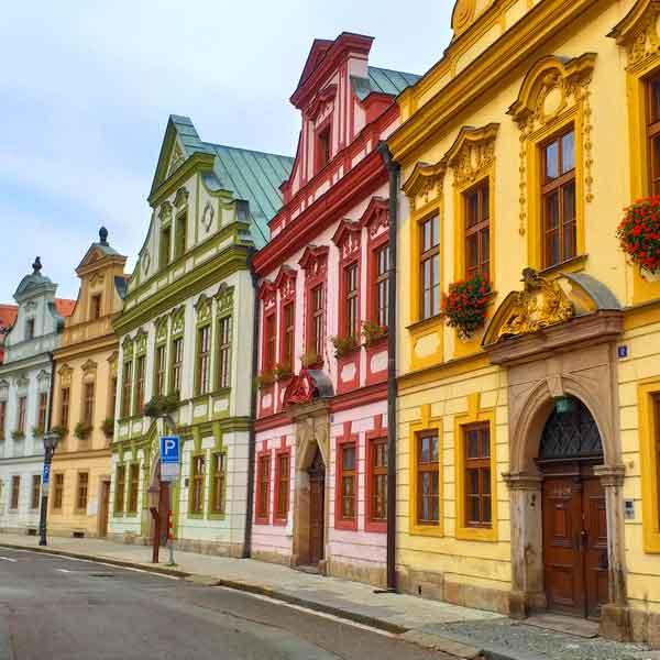 Градец Кралове - экскурсия AndyGo по Чехии