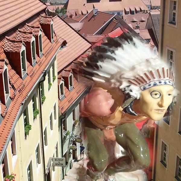 Майсен и майсенский фарфор, Моритцбург и индейцы Радебойля - экскурсия AndyGo