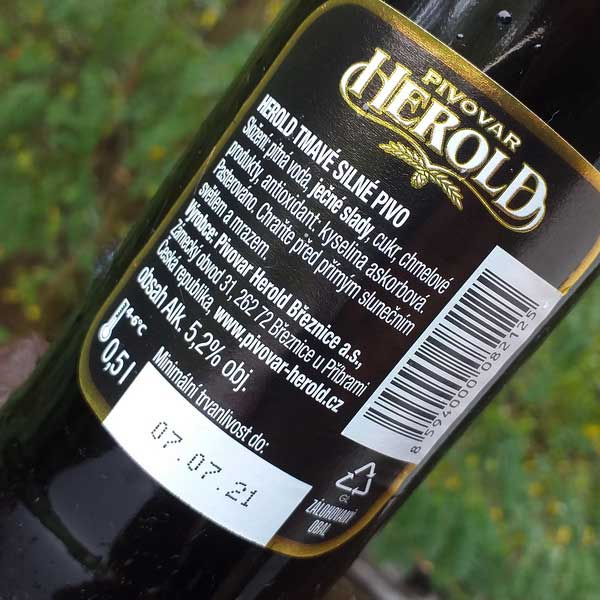 Пиво Герольд/Herold - Пивные и пивоварские туры и программы AndyGo