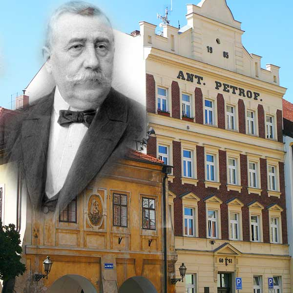 Петроф/Petrof, Градец Кралове - экскурсия AndyGo