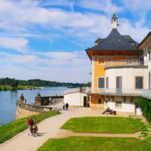 Дворец Пильниц, Саксония - экскурсия AndyGo